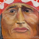 Chief Red Sky, Apache