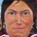 Nina of the Navajos