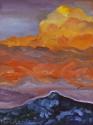 Rincon Mountain Sunset