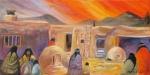 Plaza Life, Spirit of the Pueblo