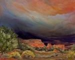 Storm Near Nambé