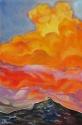 Impossible Sunset à la Man of La Mancha